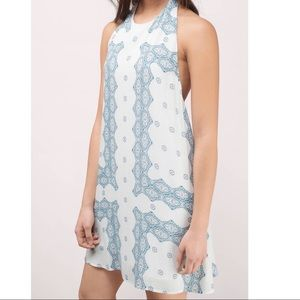 Tobi - Astra Print Shift Dress